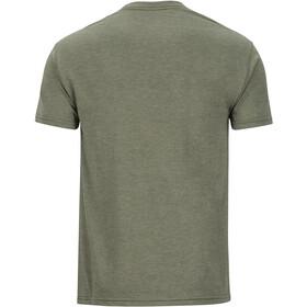 Marmot Rising Forest Camiseta Manga Corta Hombre, olive heather